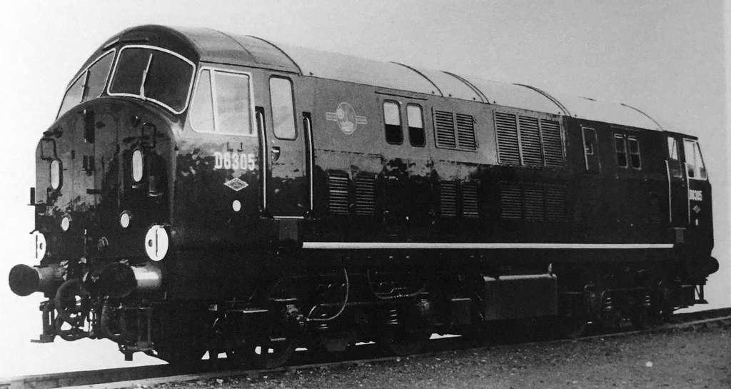 D6300 at NBL Works Glasgow