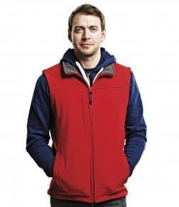 Soft Shell Bodywarmer. £26.00