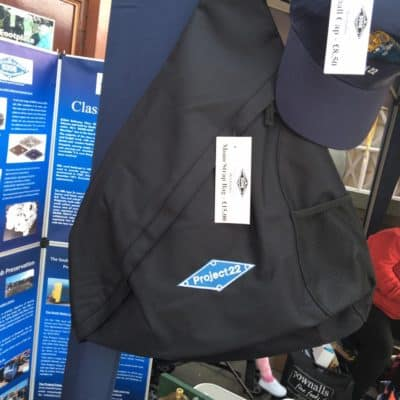 Monostrap bag