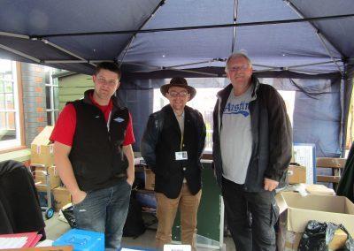 David, Tim and Bob