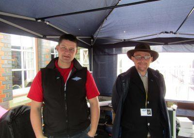 David Forster & Tim Marshall