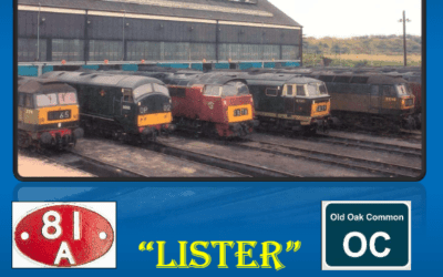 """Lister"" Old Oak Common Class 22 Special"